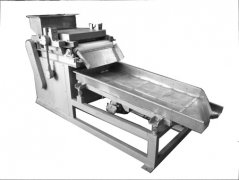 peanut cutting machine