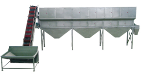 Sieving Machine for Peanuts