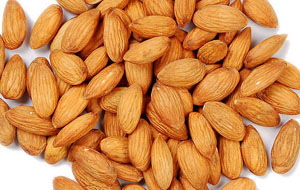 Almond with Peel