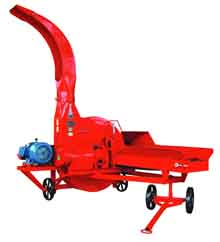 Forage Cutter with Motor