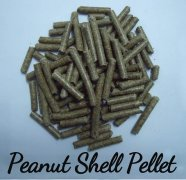 How to Make Peanut Shell Pellet from Peanut Shell Process