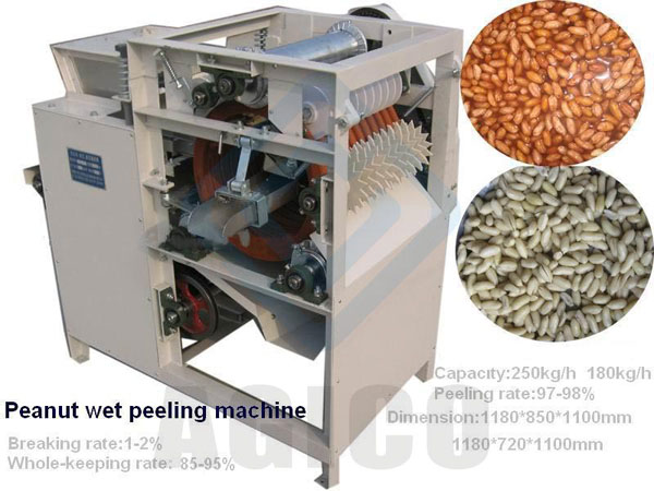 Peanut Peeling Machine Manufacturer